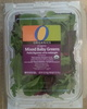 Mixed Baby Greens - Product