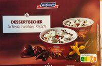Dessertbecher Schwarzwälder Kirsch - Prodotto - de