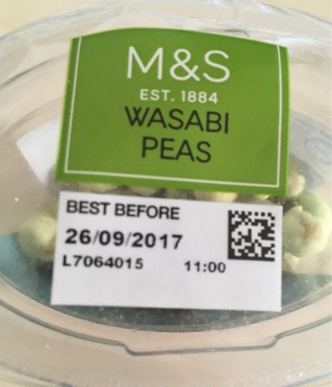 Wasabi Peas - Producto - fr