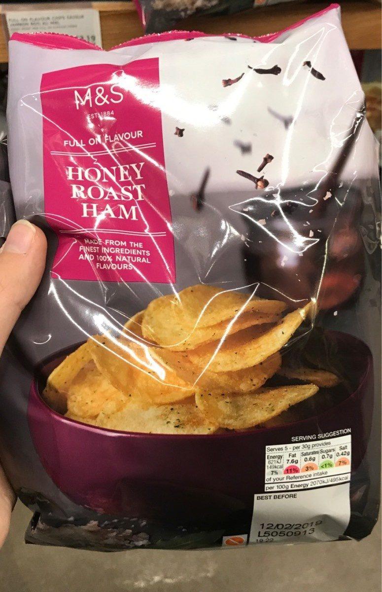 Chips Honey Roast Ham - Produit