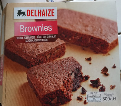 Brownies - Product - fr