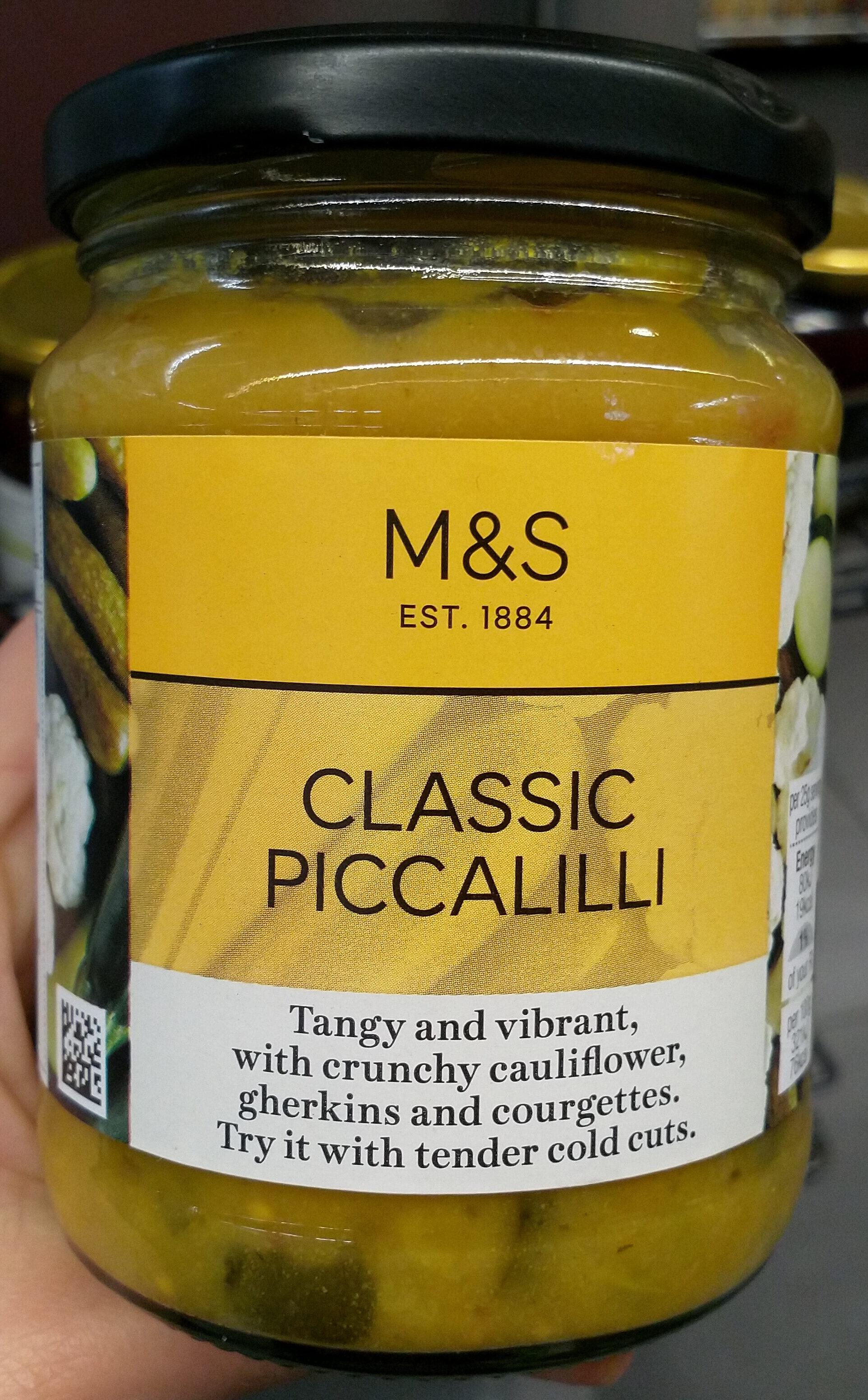 Classic piccadilli - Product