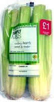 celery hearts - Produit - en