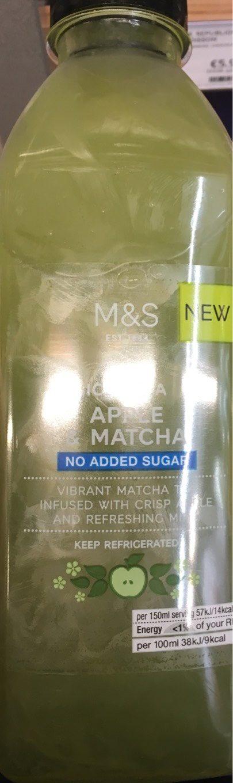 Iced Tea Apple & Matcha - Produit