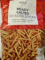 Ready Salted Potato Sticks - Product