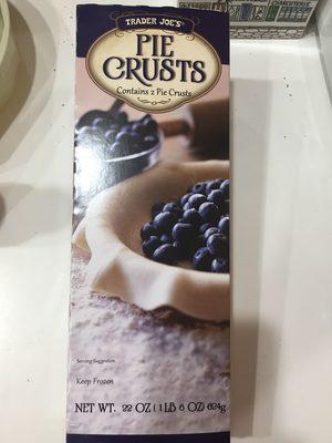Pie crust - Product - en