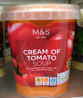 Cream Of Tomato Soup - Product