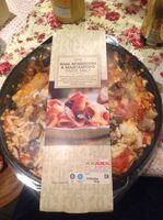 Ham, Mushroom & Mascarpone - Pasta Melt - Product