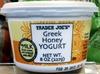 Greek Honey Yogurt - Produit