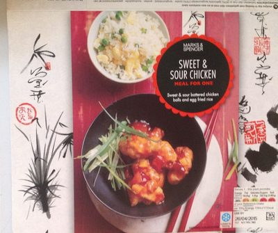 Sweet and Sour Chicken - Product - en