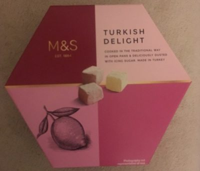Turkish Delight - Loukoums - Product