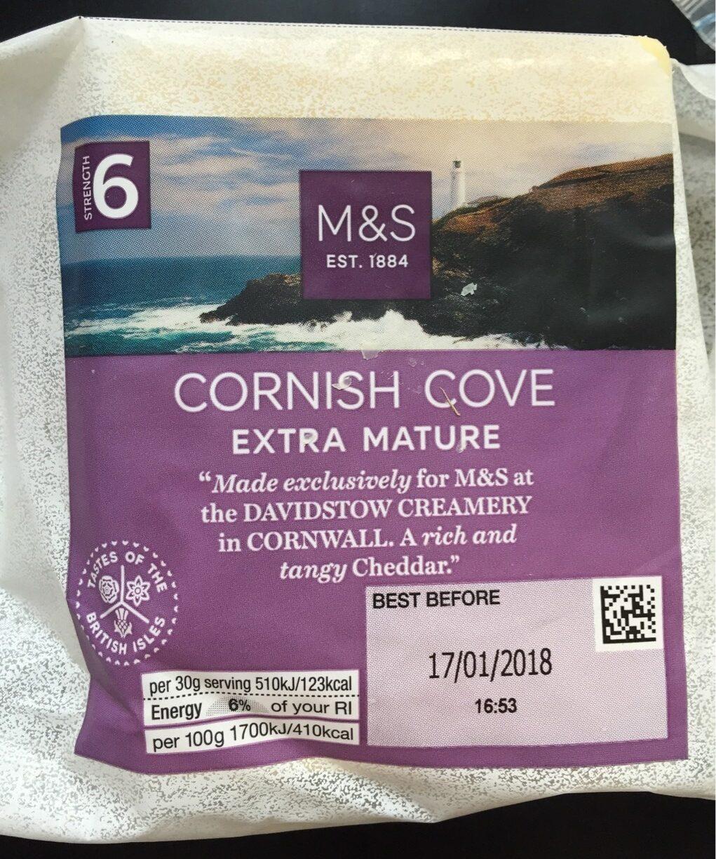 Cornish Cove Extra Mature - Product