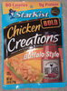 Premium white chicken in buffalo style sauce - Product