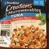 Creations Microwavables Tuna Tomato Basil - Product