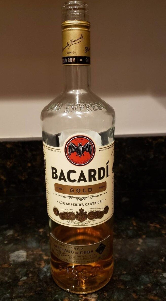 Bacardí Gold - Product - en