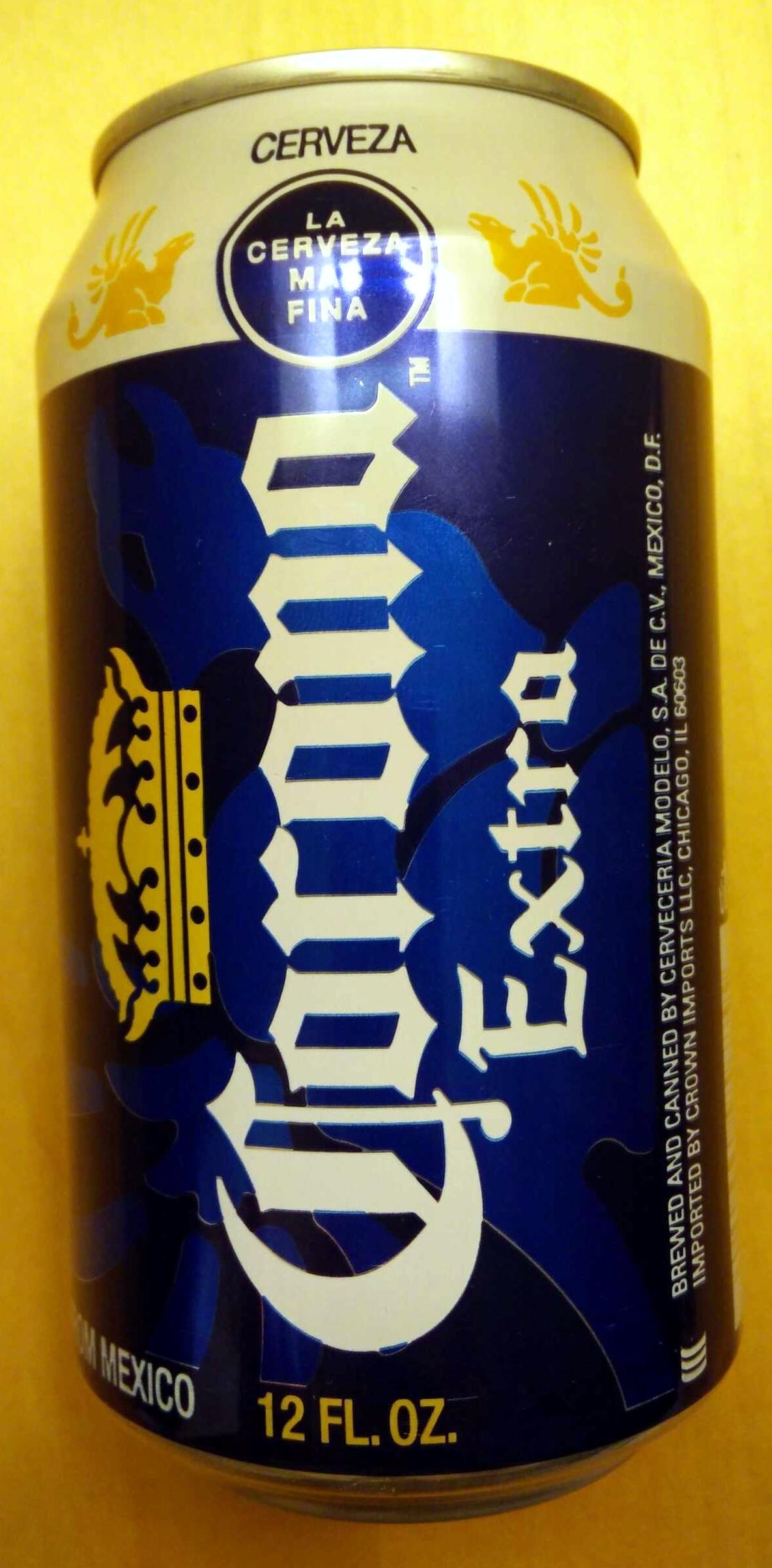 Corona Extra - Produit