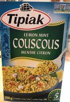 Couscous Menthe Et Citron - Product - fr