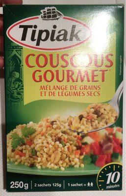 Couscous gourmet - Product - fr