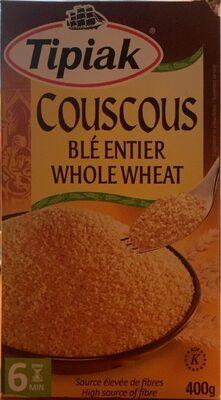 Couscous blé entier - Product - fr