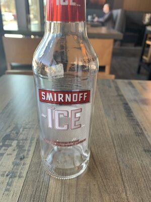 Smirnoff ice - Produit - fr