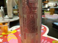 smirnoff ice light - Ingredients - en