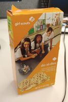 Girls Scouts do-si-dos - Product