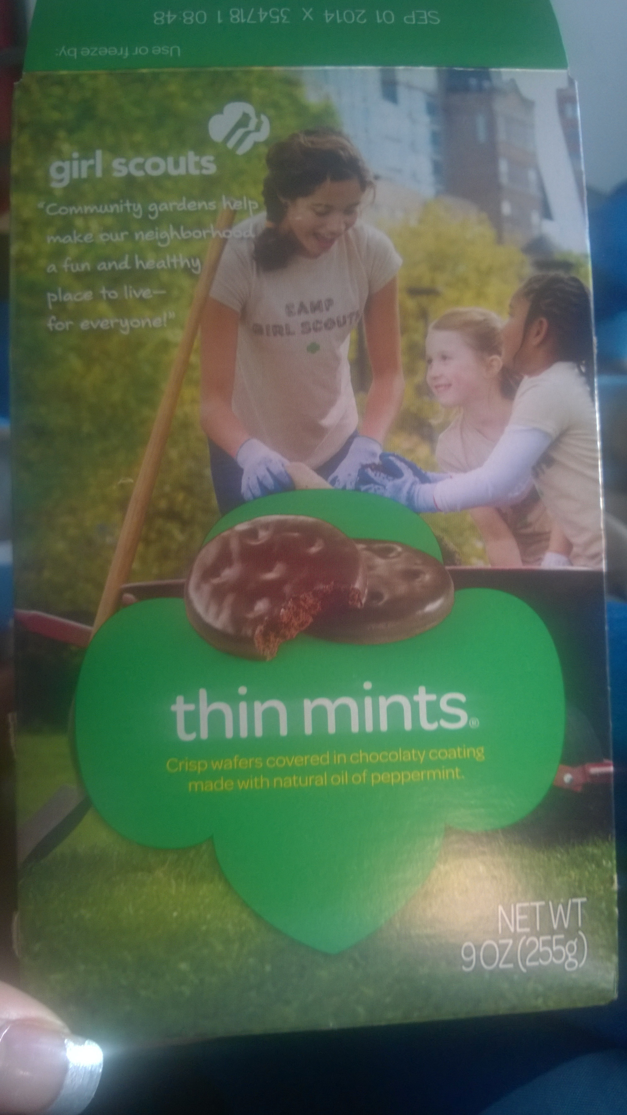 Thin mints - Product - en