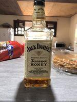 Jack Daniels Honey Liqueur Whiskey 700ML, 35% - Produit - fr