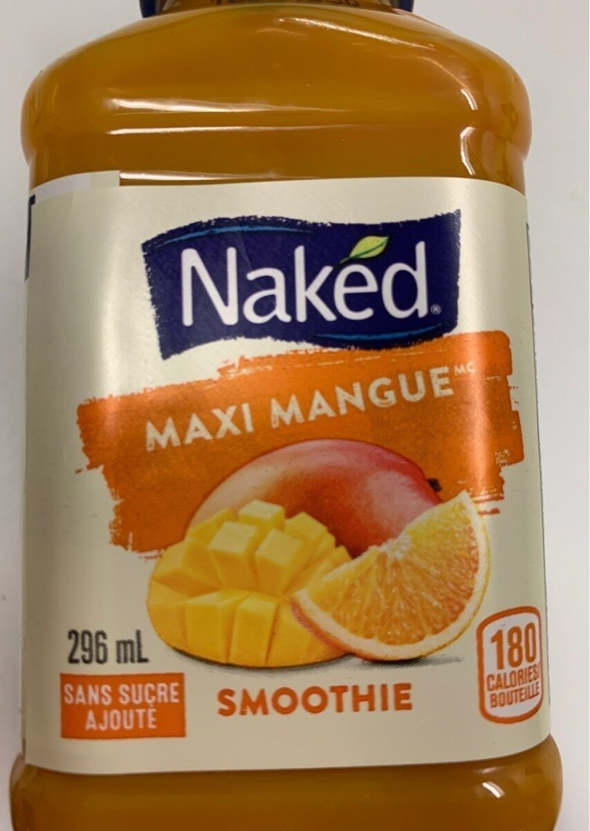 Naked - Product - fr
