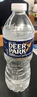 Deer Park Natural Spring Water - Product - fr