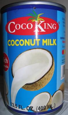 Coconut Milk Rich Formula - Product