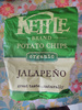Kettle Brand Potato Chips Jalapeño - Product