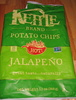Kettle Brand Jalapeno Potato Chips - Product