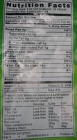 Kettle Brand Jalapeno Potato Chips - Informations nutritionnelles - en