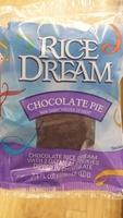 Chocolate Pie Non - Dairy Frozen Dessert - Product