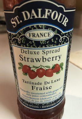 Confiture (fraise) - Product