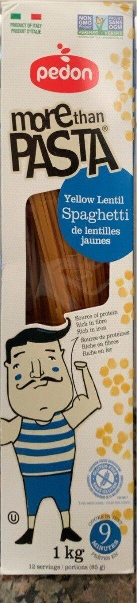 More than Pasta - Produit - en