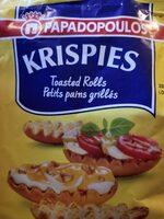 Krispies - Produit - fr
