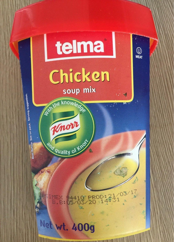 Consomme & recipe mix - Product - en