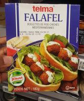 Knorr, falafel mix - Product - en