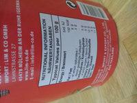 Red Curry Paste - Informations nutritionnelles - de
