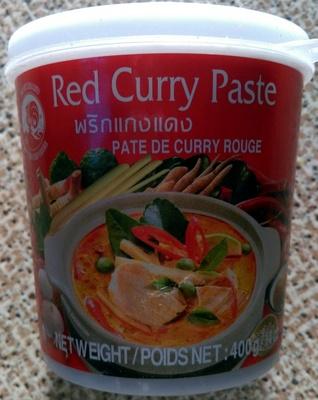 Pâte de Curry Rouge - Product