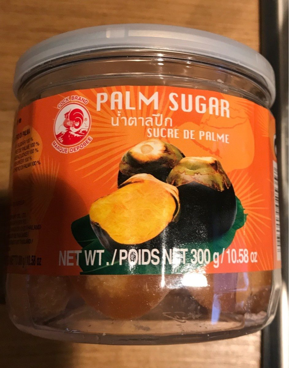 Sucre De Palm - Product - fr