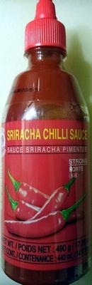 Sriracha chilli sauce - Product - en