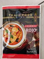 Curry rojo - Producte - es