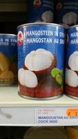 Mangoustan Sirop Cock 565G - Product