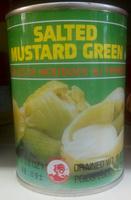 Feuilles de moutarde au vinaigre - Product - fr