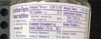 Sauce De Poisson - Nutrition facts - en