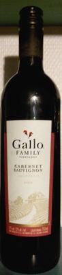 Cabernet Sauvignon 2012 - Product