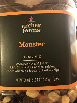 Monster trail mix, monster - Product - en